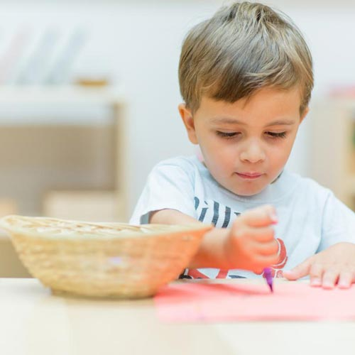 montessori school for Toddlers