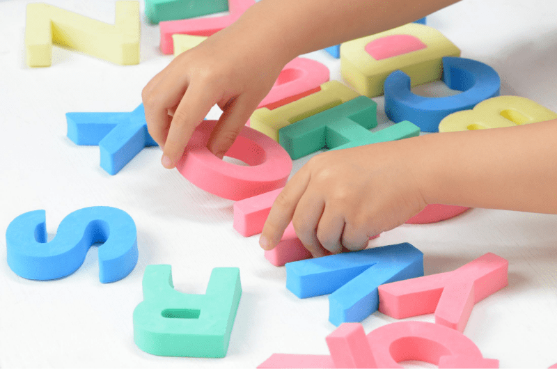 Montessori Language Development