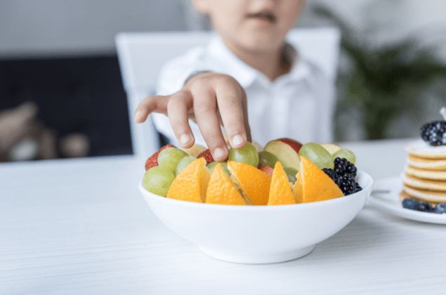 Breakfast, Lunch & Dinner: Nutrition as Part of a Montessori Education