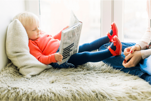 Love of reading and strong reading skills are some of the most fundamental indicators of child's future academic achievements and success. And the earlier you can get your child