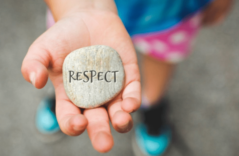 Show Respect to Your Child
