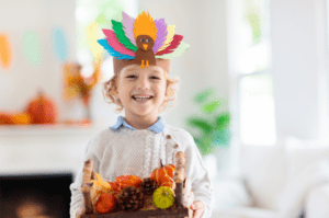 Montessori thanksgiving