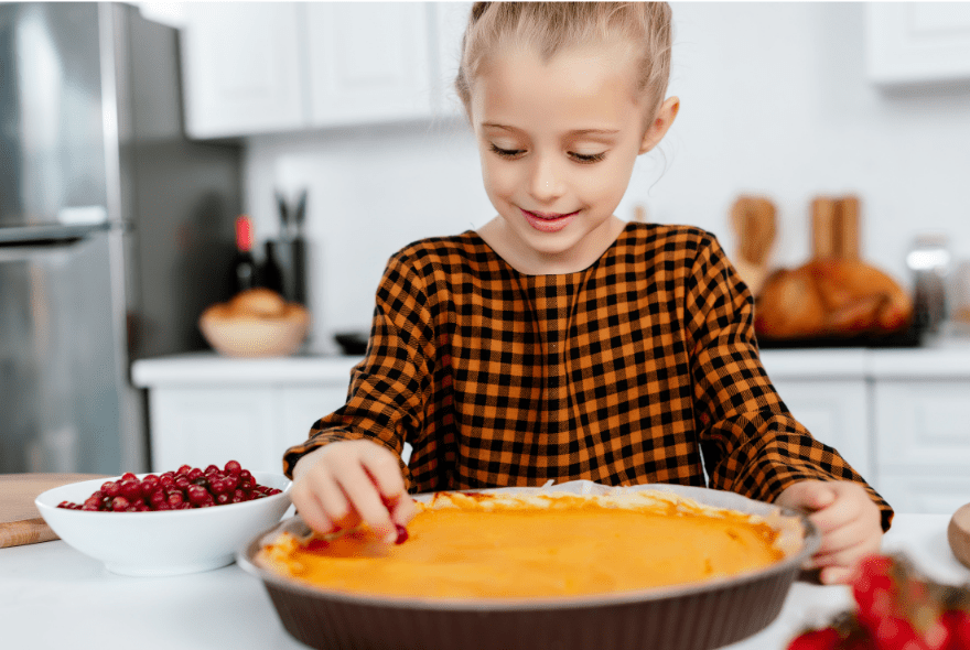 Thanksgiving the Montessori way