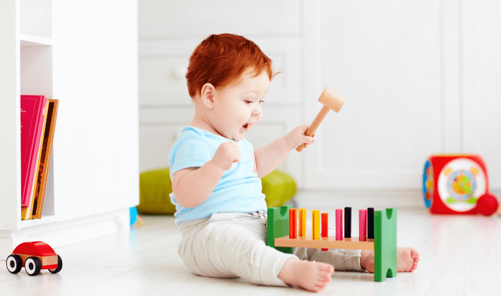 Montessori-Appropriate Toys