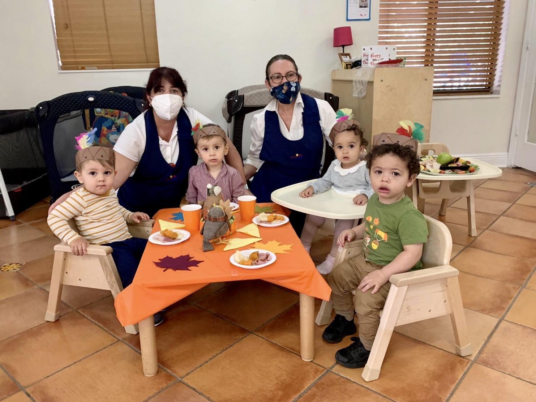 Montessori School Enrollment